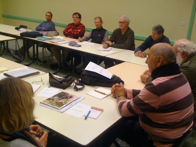 Photos du C.A. du 10.11.16